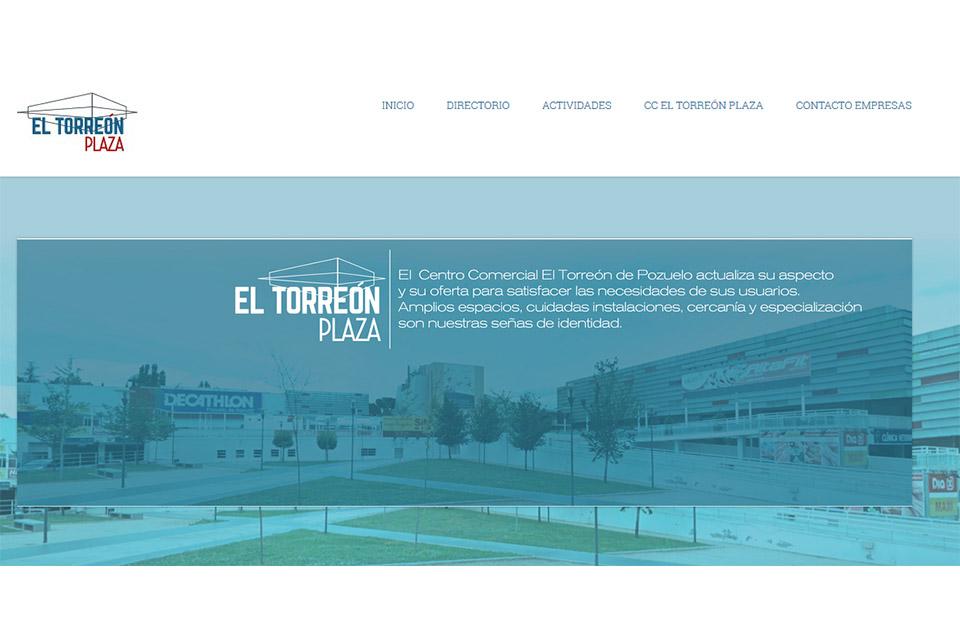 Nueva web de nuestro Centro Comercial